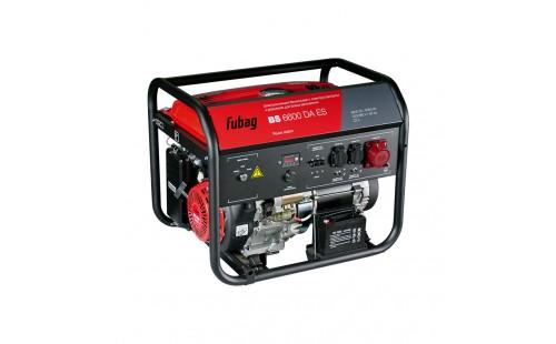 Бензиновый генератор Fubag BS 6600 DA ES