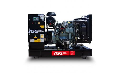 Дизельный генератор AGGDE 250 D5