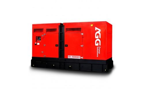 Дизельный генератор AGGDE 550 D5