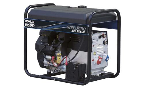 Сварочный генератор SDMO WELDARC 300 TDE XL C от ЭлекТрейд