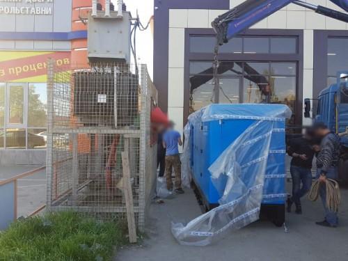 ДГУ 200 кВт для супермаркета в г. Грозный