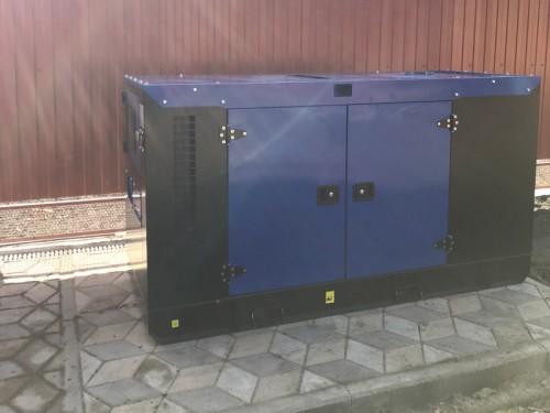 ДГУ 30 кВт и три стабилизатора в г. Краснодар