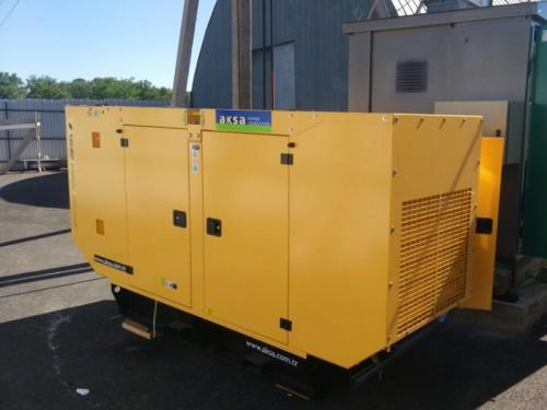 ДГУ 105 кВт для пивоваренного завода в г. Майкоп