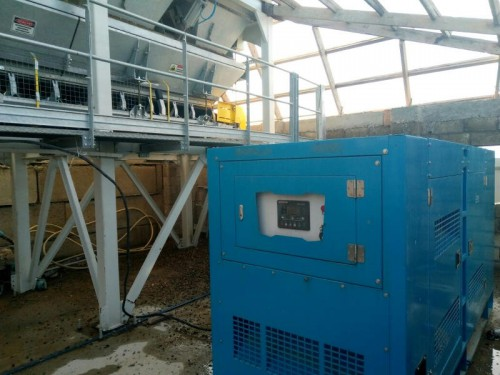 ДГУ 150 кВт в п. Тамань