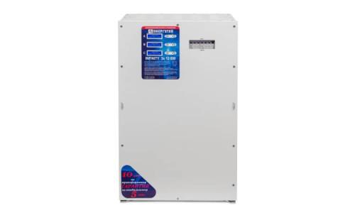 Стабилизатор Энерготех INFINITY 12000х3 от ЭлекТрейд