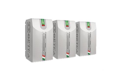 Стабилизатор напряжения 3 x Vega 5 (15kVA) / 4 (12kVA)